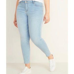 2 for $20 - Old Navy Rockstar Skinny Ankle Jeans